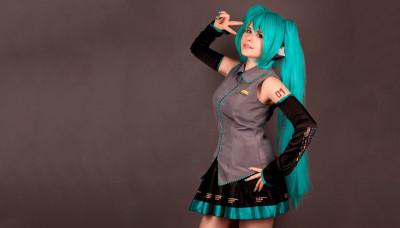 Мику Хацунэ (Vocaloid)
